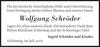 Wolfgang Schröder