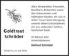 Goldtraut Schröder