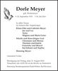 Dorle Meyer