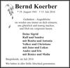Bernd Koerber