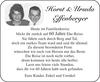 Horst Ursula Effenberger