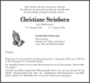 Christiane Steinborn