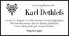 Karl Dethlefs