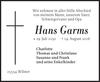 Hans Garms