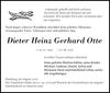 Dieter Heinz Gerhard Otte