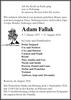 Adam Fallak
