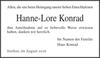 Hanne-Lore Konrad