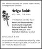 Helga Boldt