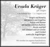 Ursula Krüger