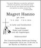 Magret Hanno
