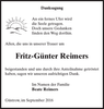 Fritz-Günter Reimers