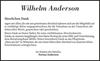 Wilhelm Anderson