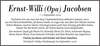 Ernst-Willi Jacobsen