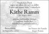Käthe Ramm