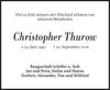 Christopher Thurow