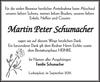 Martin Peter Schumacher