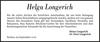 Helga Longerich