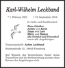 Karl-Wilhelm Leckband