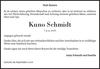 Kuno Schmidt