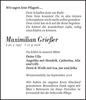 Maximilian Grießer