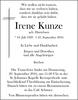 Irene Kunze