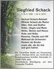 Siegfried Schack