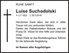 Luise Suchodolski