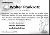 Walter Pankratz