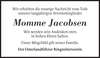 Momme Jacobsen