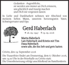 Gerd Haberlach