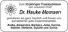 Dr. Hauke Momsen