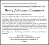 Heinz Johannes Steinmeier