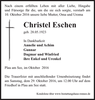 Christel Eschen