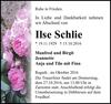 Ilse Schlie