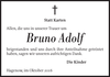 Bruno Adolf