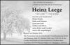 Heinz Laege