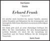 Erhard Frank