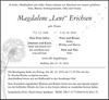 Magdalene Leni Erichsen