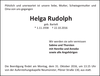 Helga Rudolph