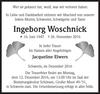 Ingeborg Woschnick