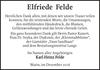 Elfriede Felde