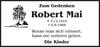Robert Mai