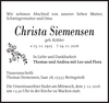 Christa Siemensen
