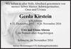 Gerda Kirstein