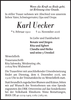 Karl Uecker