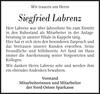 Siegfried Labrenz