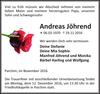 Andreas Jöhrend