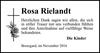 Rosa Rielandt