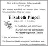Elisabeth Pingel