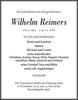 Wilhelm Reimers